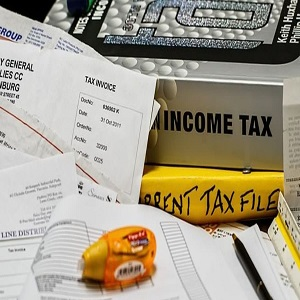 income tax and online tax
